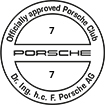 Officially approved Porsche Club 7